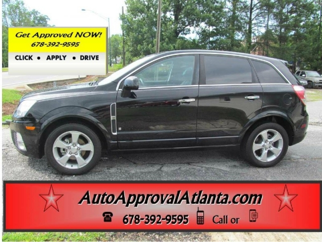 2009 Saturn Vue V6 Red Line Htd Leathermoonroofloaded Cash Or
