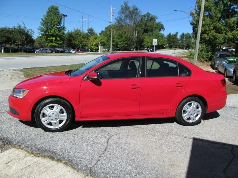 Volkswagen Jetta 2.5L SE 2012 price $9,295 Cash