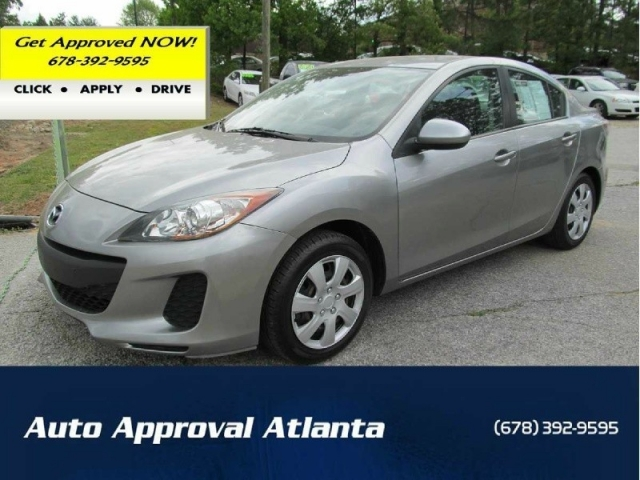 2012 Mazda Mazda3 Sport Automatic