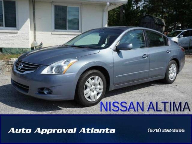2010 Nissan Altima Sedan 25 Sleathercd Stereospoilernice Cash