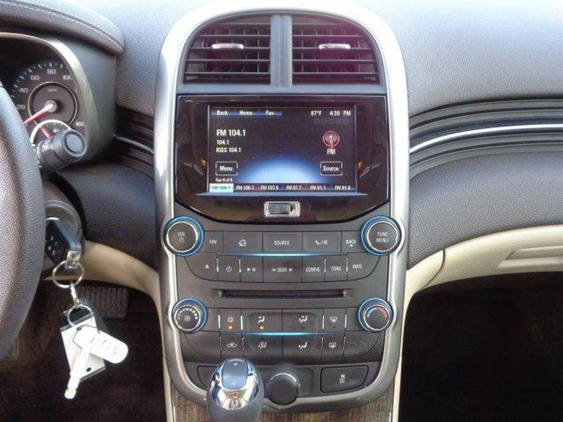Chevrolet Malibu LT Mnroof Touchscreen 2015 price $14,980