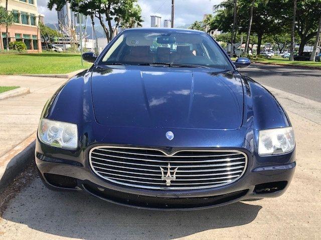 Maserati Quattroporte 2008 price Call for Pricing.