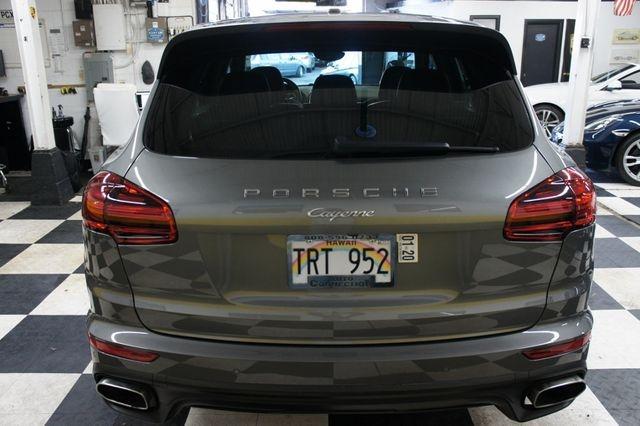 Porsche Cayenne 2016 price $39,777