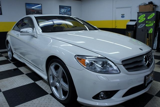 Mercedes-Benz CL-Class 2010 price Call for Pricing.