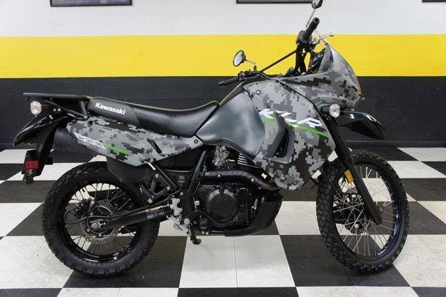 2016 Kawasaki KL650