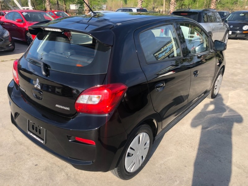 Mitsubishi Mirage 2017 price $7,999