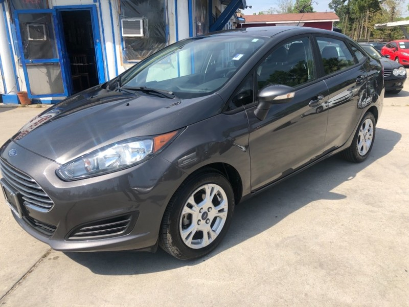 Ford Fiesta 2016 price $8,999