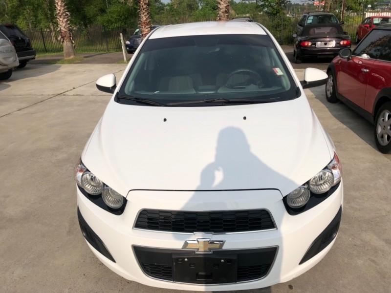 Chevrolet Sonic 2013 price $6,999