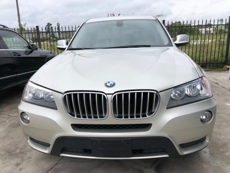 BMW X3 2013 price $12,999