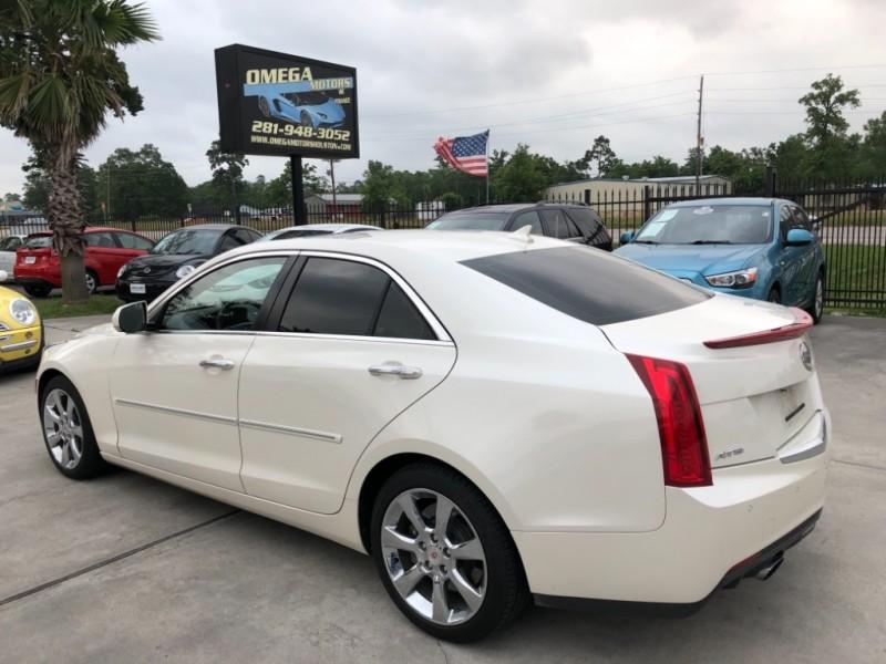 Cadillac ATS 2014 price $13,250