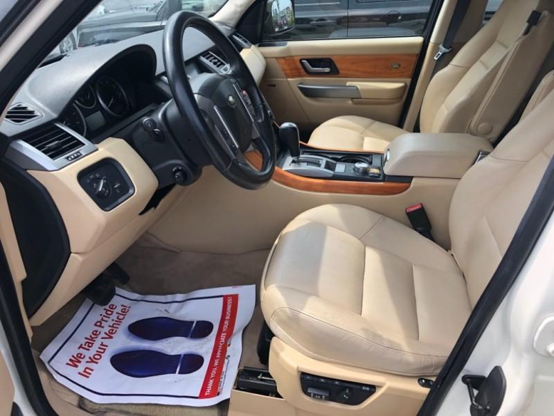 Land Rover Range Rover Sport 2008 price $14,999