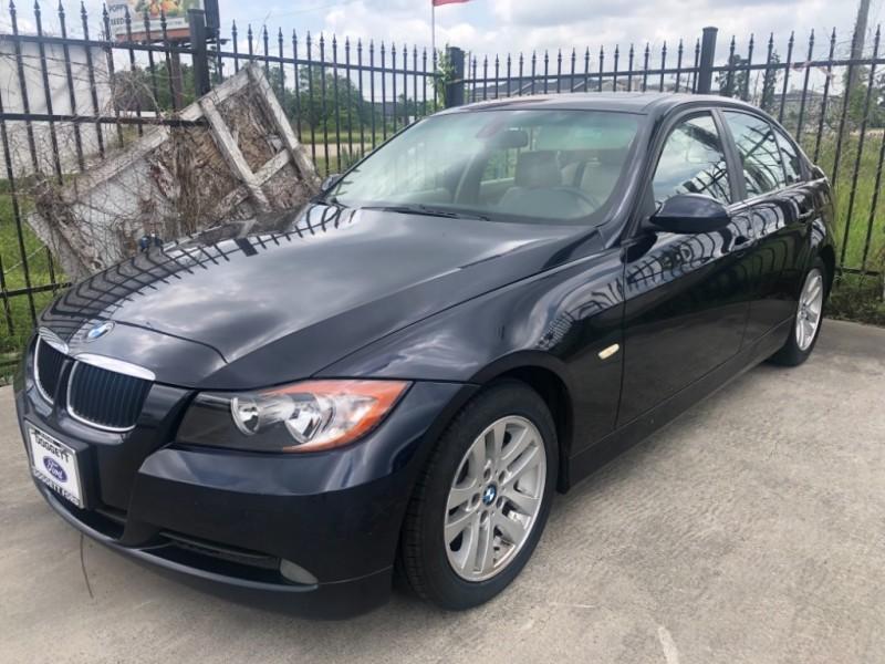 BMW 3-Series 2007 price $4,925