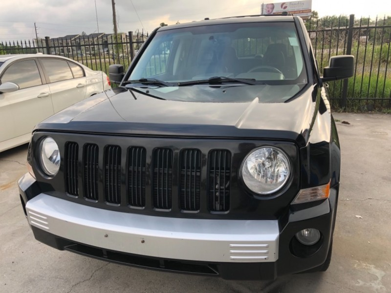Jeep Patriot 2007 price $5,750