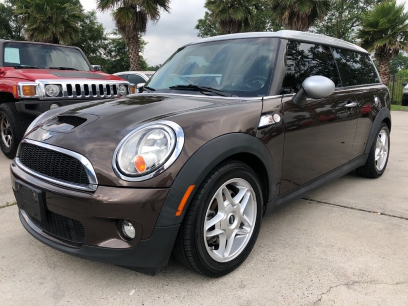 2009 Mini Cooper Clubman 2dr Cpe S Omega Motors Auto Dealership In