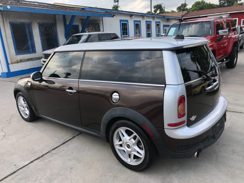 Mini Cooper Clubman 2009 price $6,999