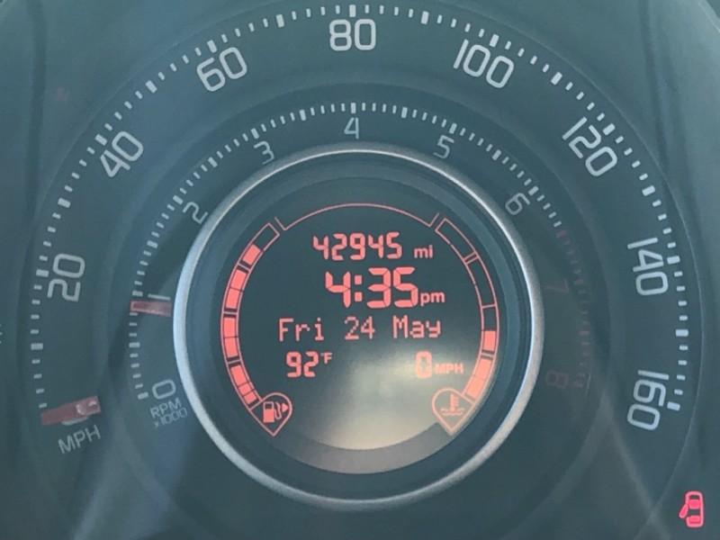Fiat 500c 2014 price $11,999