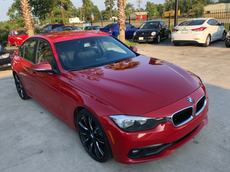 BMW 3-Series 2016 price $18,999