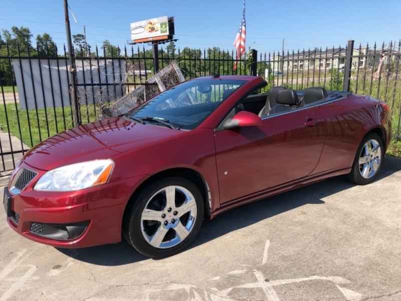 Pontiac G6 2009 price $6,999