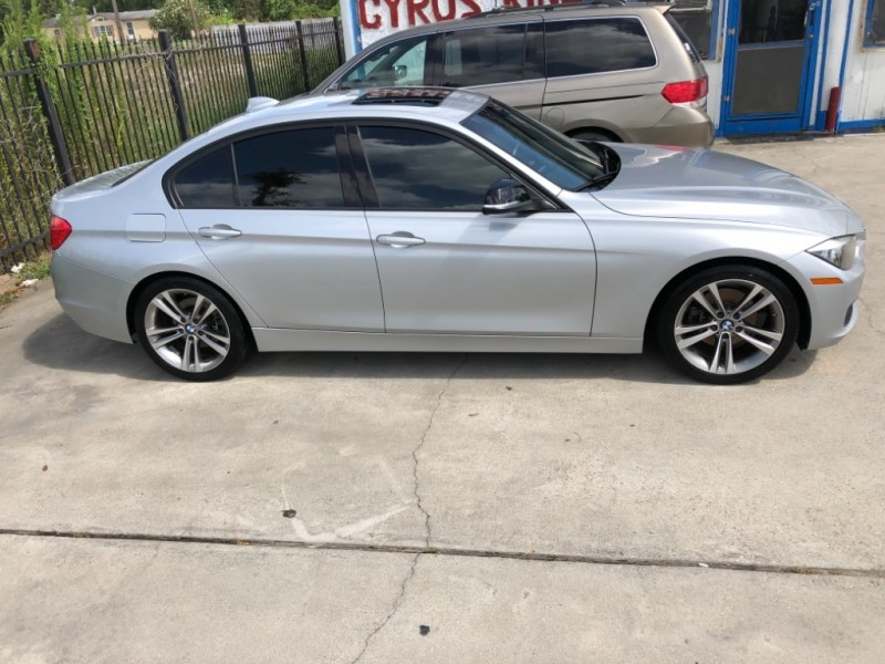 BMW 3-Series 2012 price $11,550