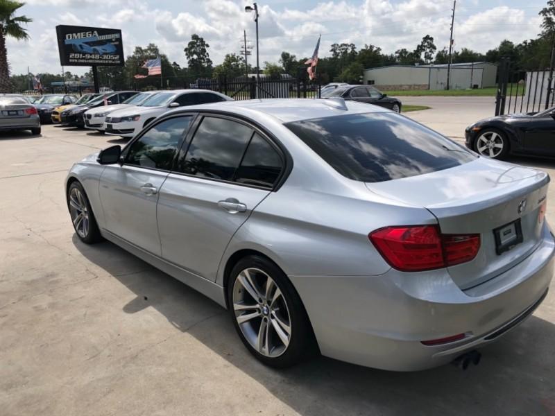 BMW 3-Series 2012 price $11,550