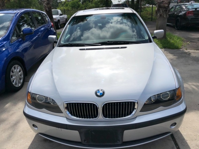 BMW 3-Series 2004 price $5,750