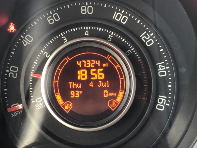 Fiat 500c 2014 price $10,999