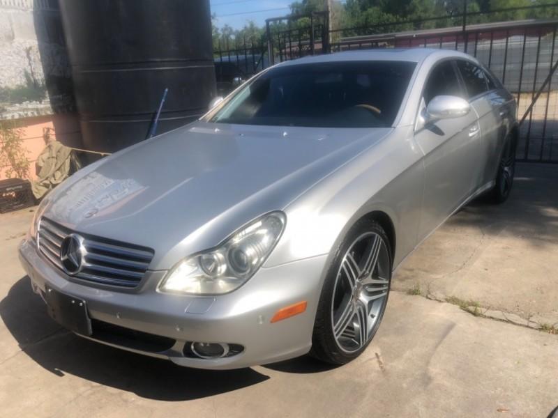 Mercedes-Benz CLS-Class 2006 price $8,999