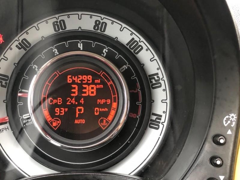 Fiat 500 2013 price $5,999