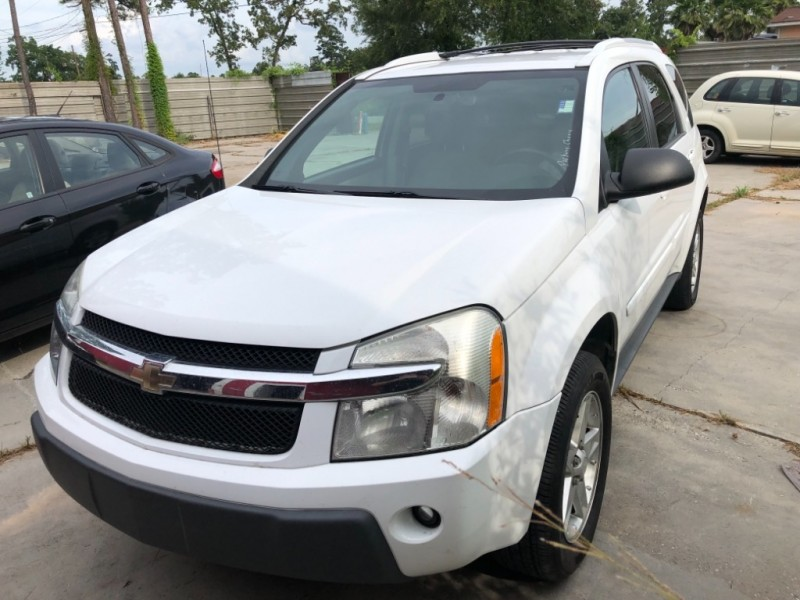 Chevrolet Equinox 2005 price $6,250