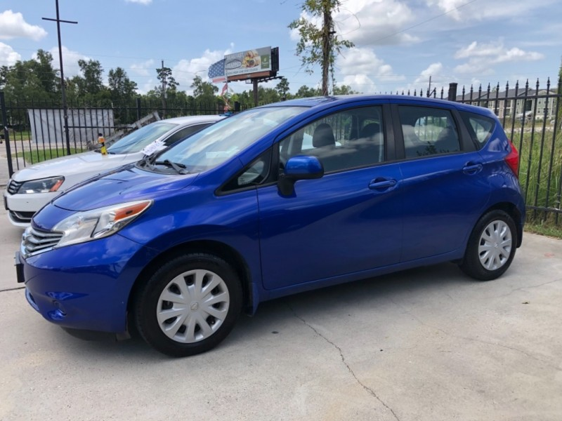 Nissan Versa Note 2014 price $6,750