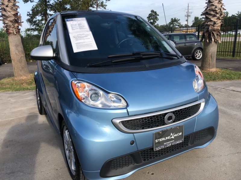 Smart fortwo 2013 price $5,999