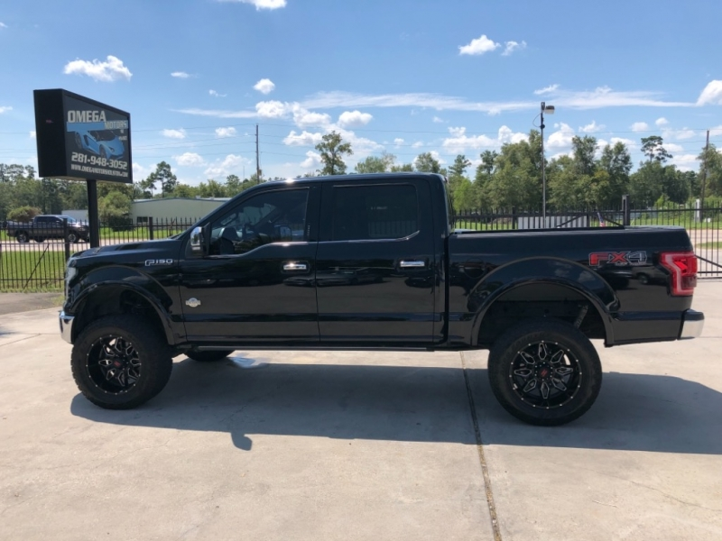 Ford F-150 2017 price $46,500