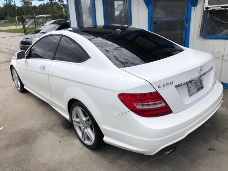Mercedes-Benz C-Class 2013 price $10,750