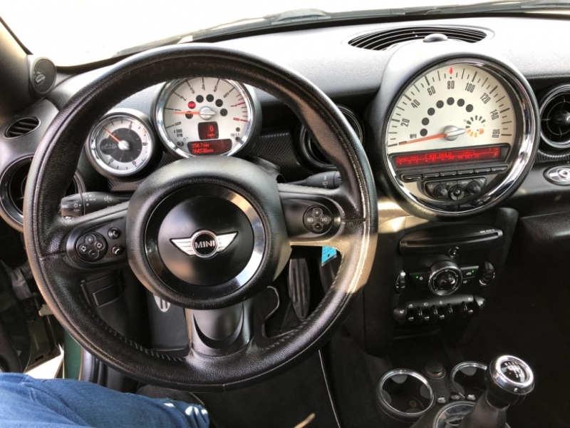 Mini Cooper Roadster 2012 price $10,999