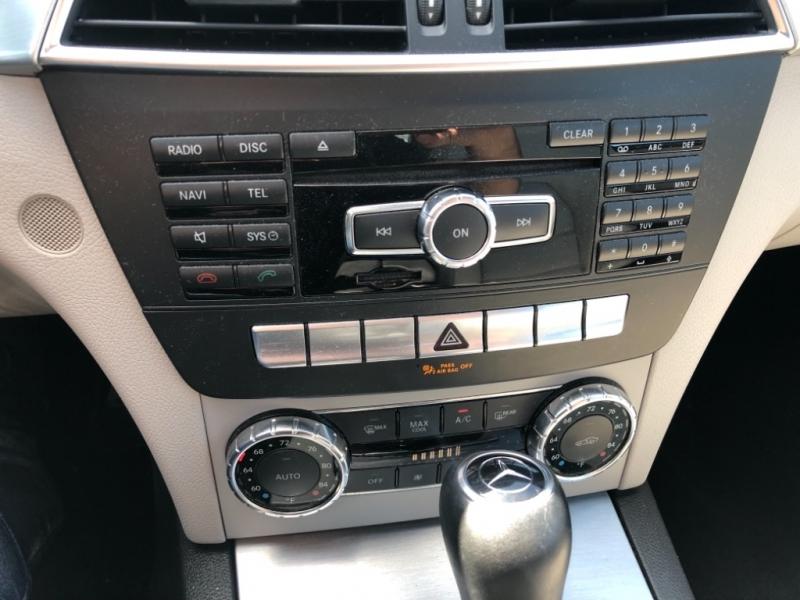 Mercedes-Benz C-Class 2012 price $12,999