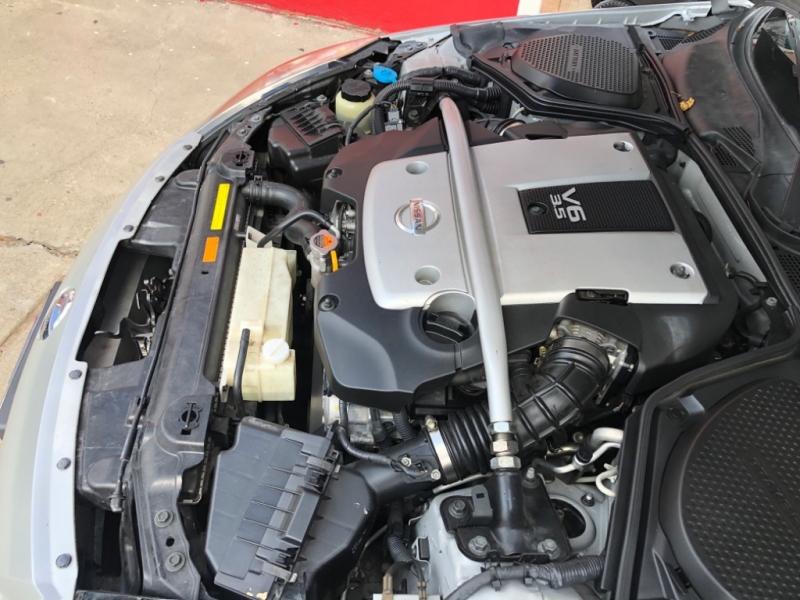 Nissan 350Z 2007 price $9,250