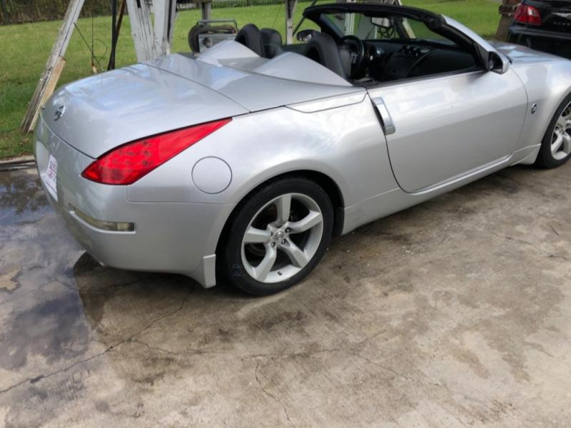 Nissan 350Z 2007 price $9,999