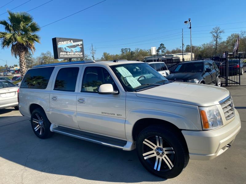 Cadillac Escalade ESV 2005 price $6,250