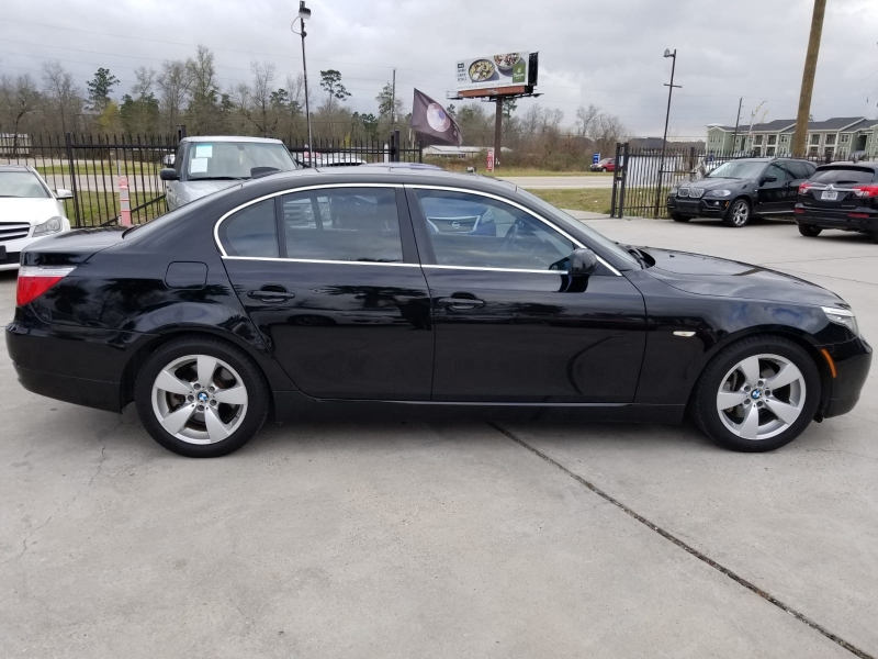 BMW 5-Series 2008 price $6,750