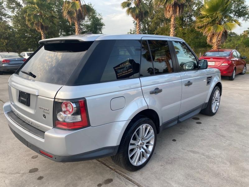 Land Rover Range Rover Sport 2010 price $12,999