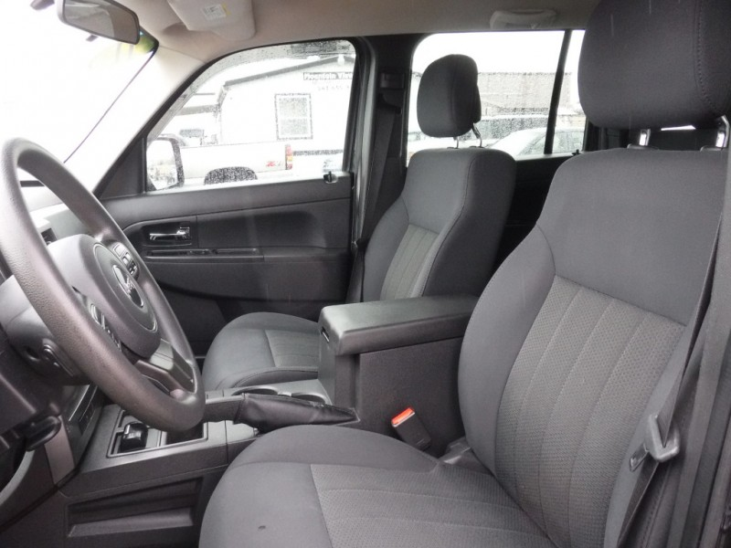 Jeep Liberty 2011 price sold