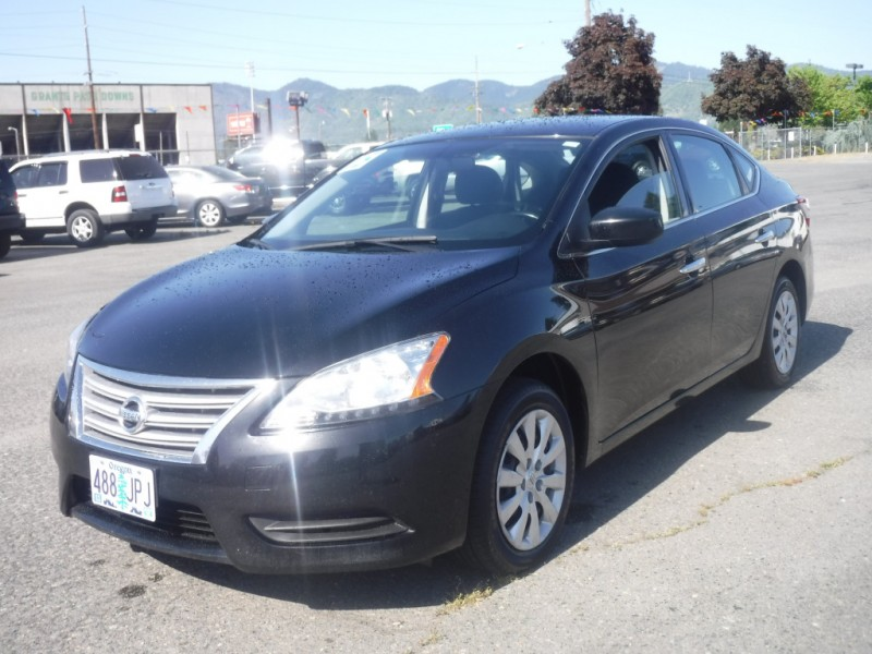 Nissan Sentra 2015 price sold