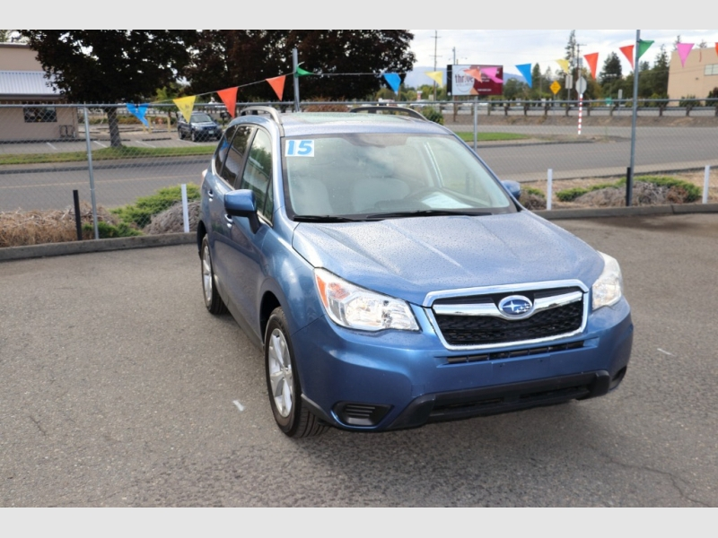 Subaru Forester 2015 price sold