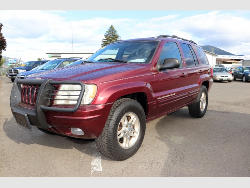Jeep Grand Cherokee 1999 price sold