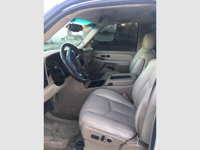 Chevrolet Tahoe 2003 price $5,000