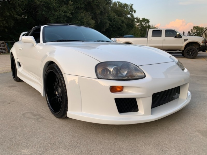 Toyota Supra 1996 price $37,990