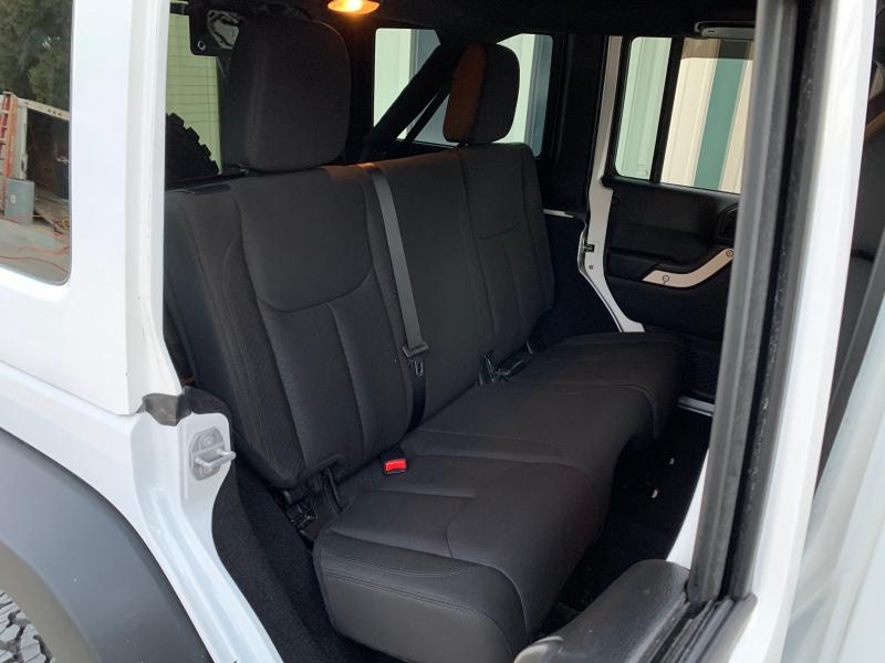 Jeep Wrangler Unlimited 2016 price $23,995