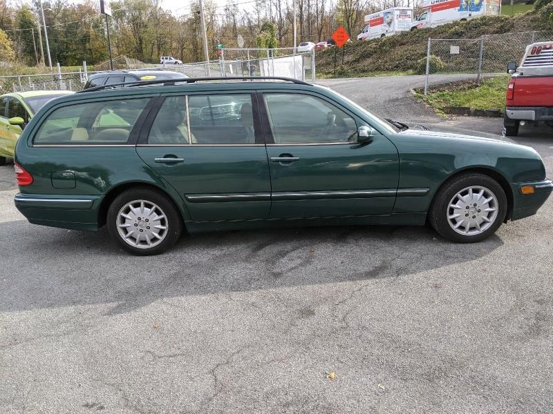 Mercedes-Benz E-CLASS 2000 price $2,495