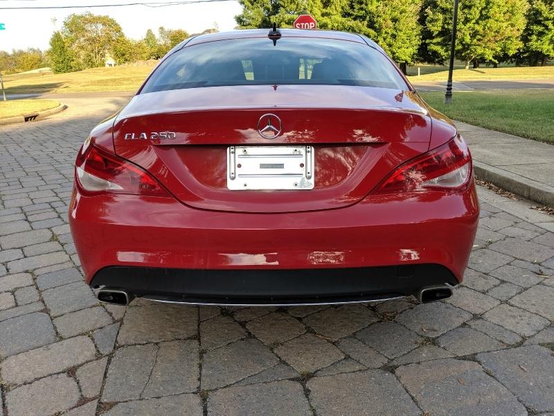 MERCEDES-BENZ CLA 2014 price $16,495
