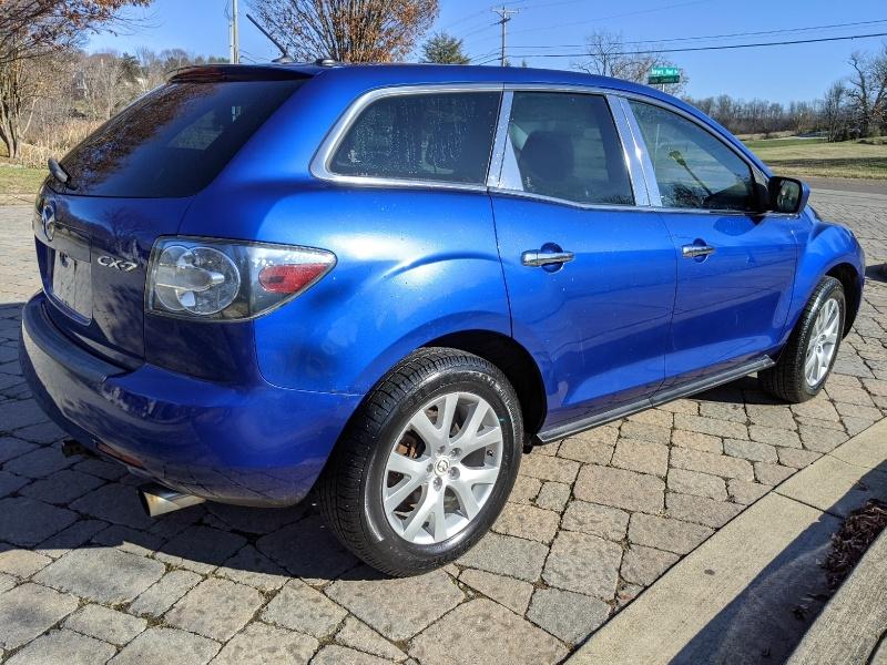 MAZDA CX-7 2008 price $6,495